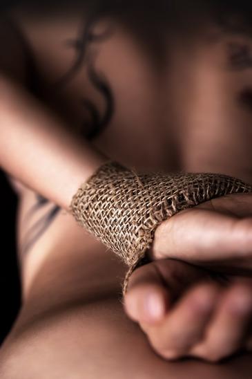 Erotische Bondage Geschichte by Florentine Winter