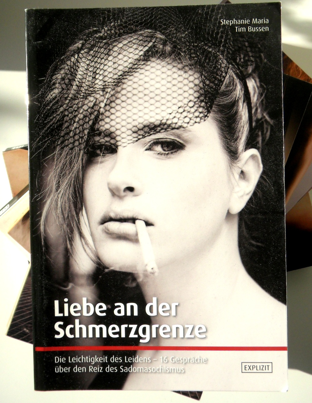 Cover des Buches Liebe an der Schmerzgrenze