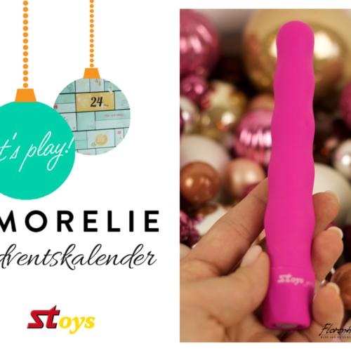 Inhalt des Amorelie Adventskalender Türchen 24 - Mini Vibrator
