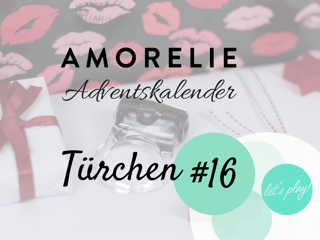 Amorelie Adventskalender Tür 16