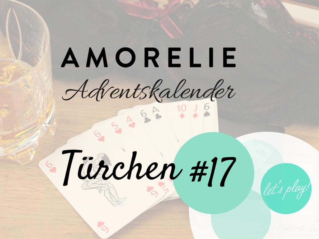 Amorelie Adventskalender Tür 17