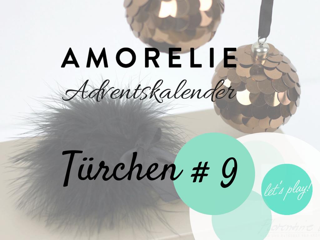 Inhalt des Amorelie Adventskalender Tür9 - Bijoux Indiscrets Federkitzler