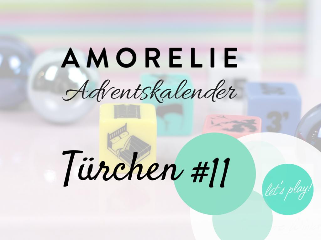 Inhalt des Amorelie Adventskalender Tür 11
