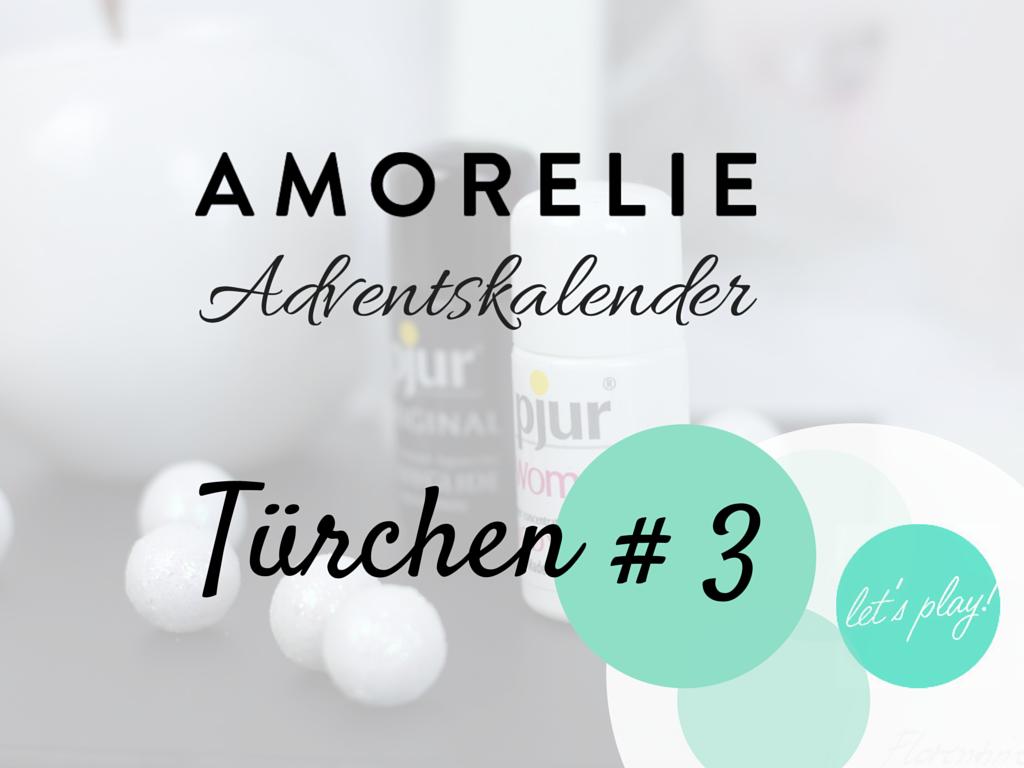 Amorelie Adventskalender Tuer #3