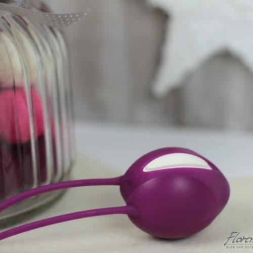 Inhalt des Amorelie Adventskalender Tür14 Smartball Uno von FunFactory Detail