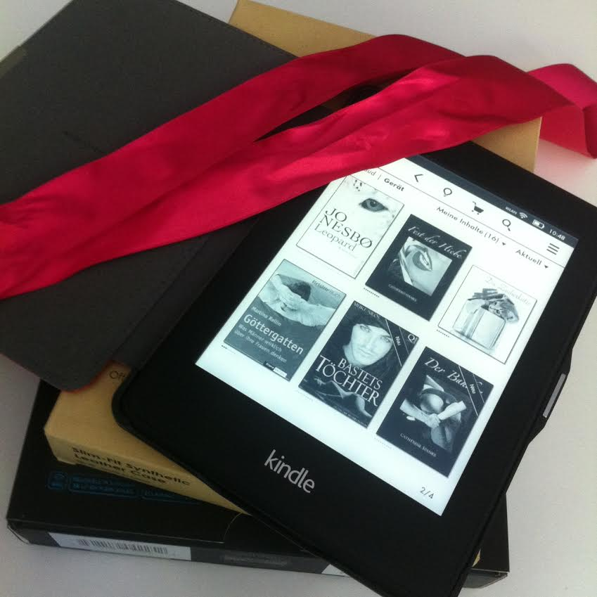 Mein Kindle Paperwhite