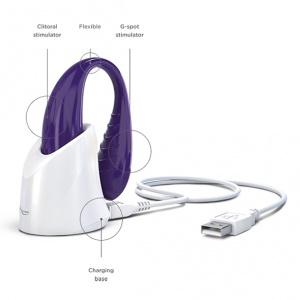 Der We-Vibe 2 Plus - Mit USB Ladekabel