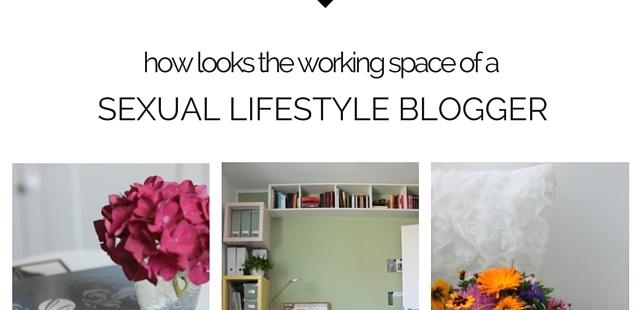 Arbeitszimmer Blogger