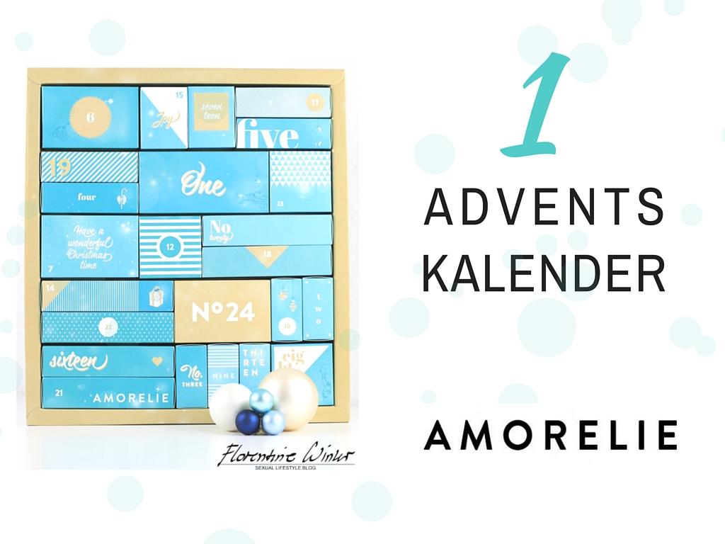 Abbildung des Amorelie Adventskalender 2015