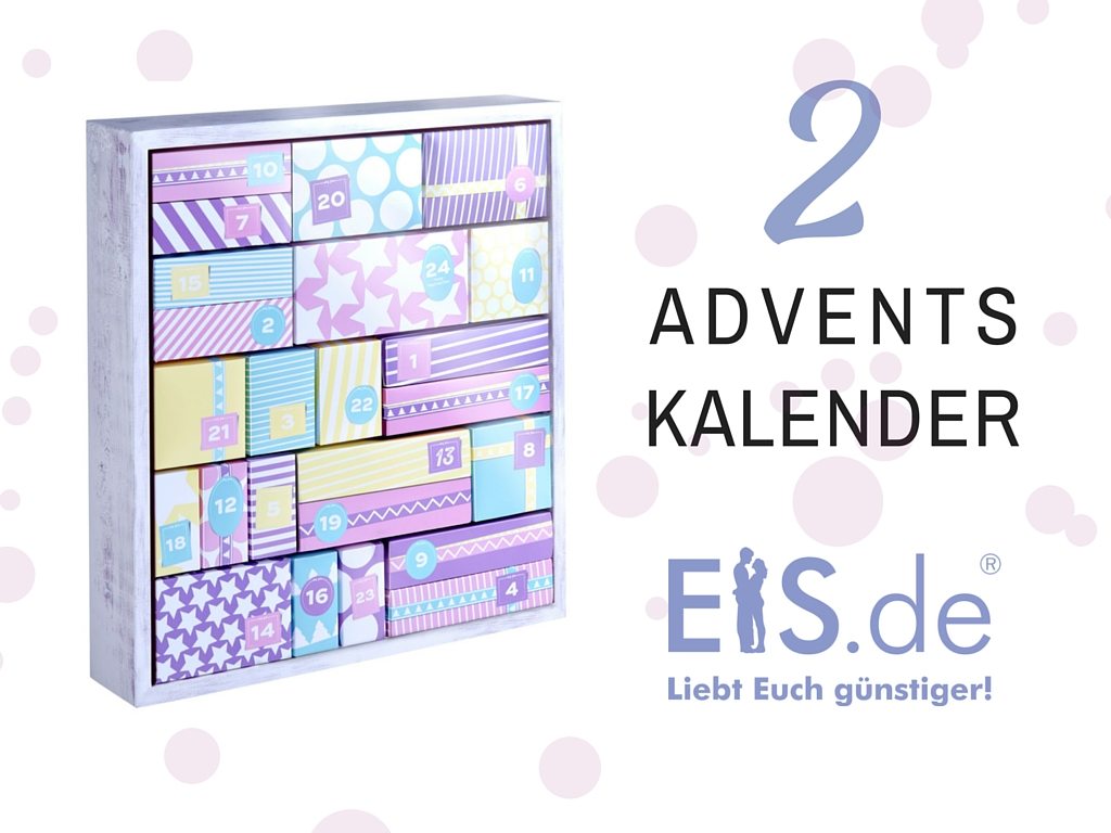 Abbildung des eis.de Adventskalenders 2015