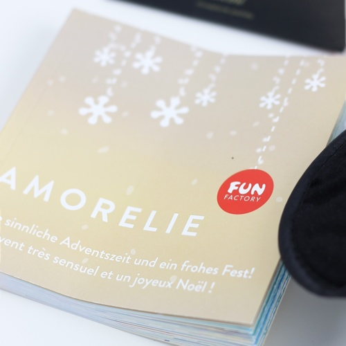 Amorelie Adventskalender 2015 Booklet