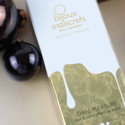 Amorelie Adventskalender 2015 Inhalt Bijoux Indiscrets Lipgloss Tür 21