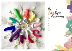 Florentine eMag - Lovetoys in allen aktuellen Sommerfarben