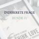 Think Love - Die Indiskrete Fragerunde unter Frauen