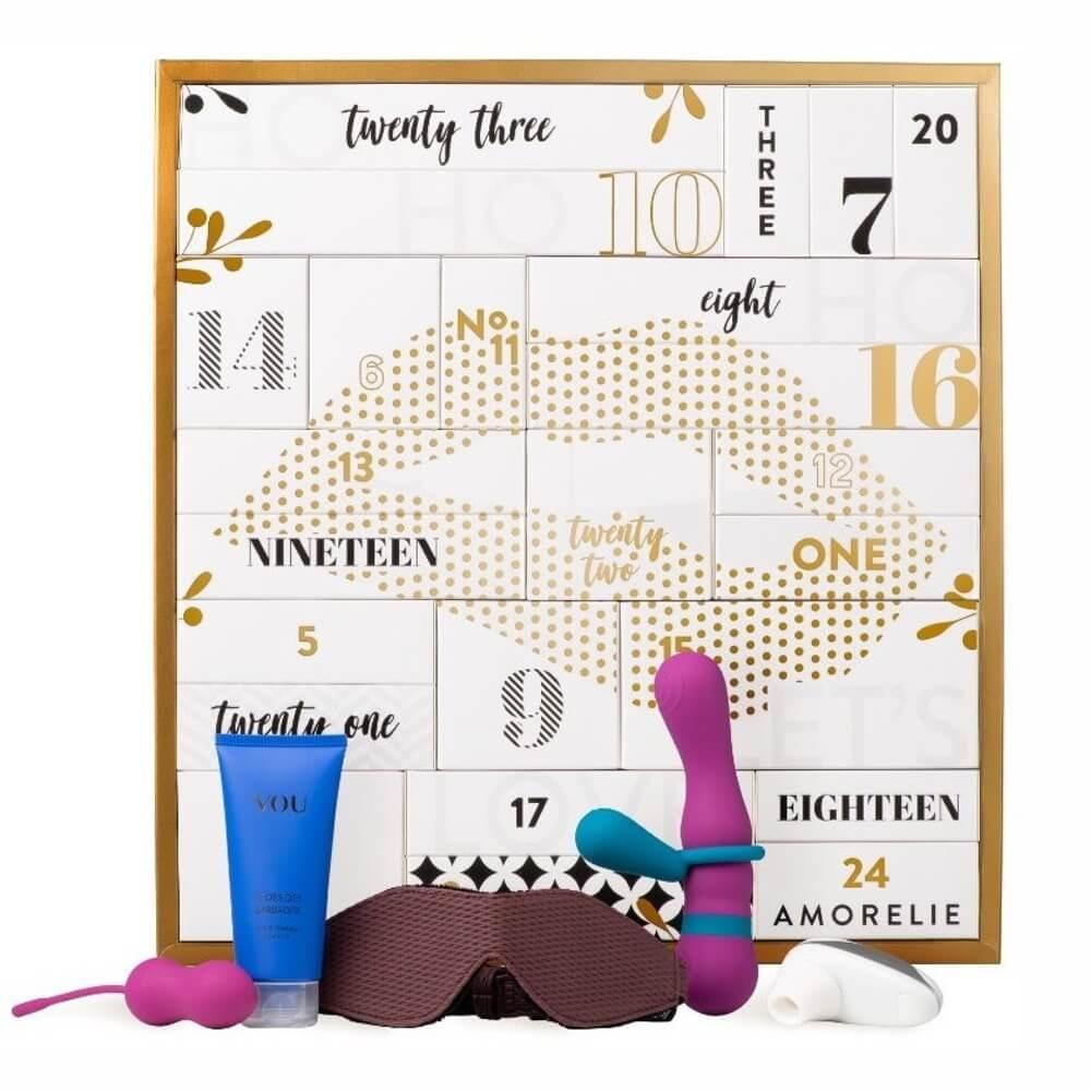 Amorelie Adventskalender 2018 Premium Edition