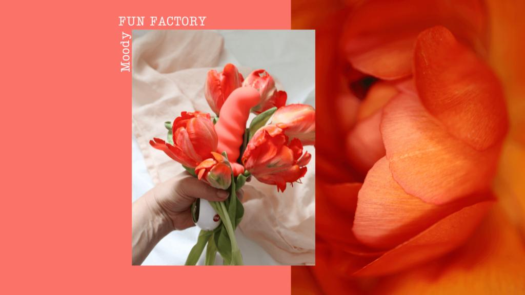 Fun Factory Analvibrator Moody (Fotos: Florentine Winter für UNMANIERLICH)