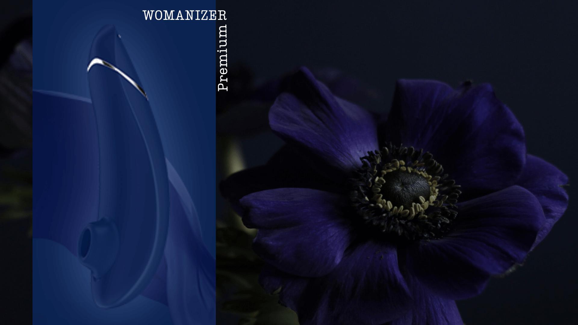 Womanizer Premium Klitorissauger (Produktfoto by Womanizer, Moodbild Florentine Winter für UNMANIERLICH)